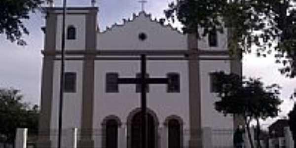 Igreja Matriz em Humildes-BA-Foto:Lucas Pimentel