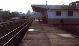 Ipiranga - Estação Ferroviária de Ipiranga-Foto:decio marques