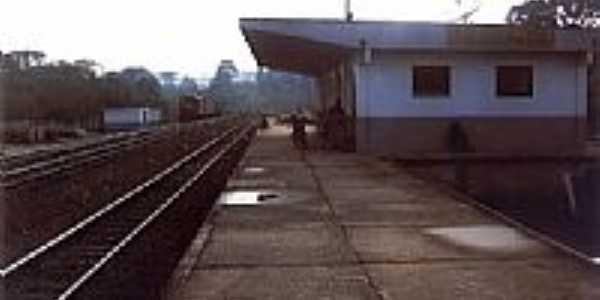 Estação Ferroviária de Ipiranga-Foto:decio marques