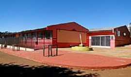 Iracema do Oeste - Escola Municipal-Foto:Ricardo Mercadante