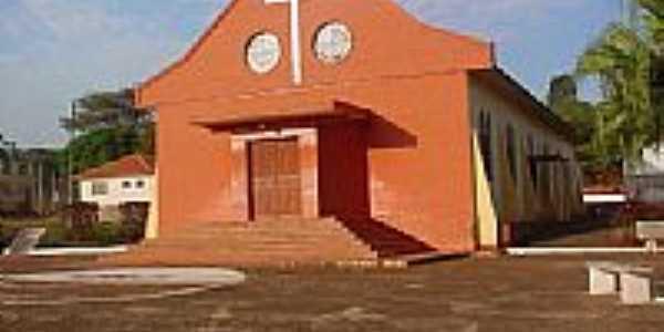 Igreja de Irerê-Foto:bortolato