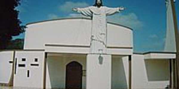 Paróquia  Santa Rosa de Lima em Iretama-PR-Foto:Nilson Reis Gonçalves