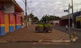 Itambaracá - Itambaracá-PR-Calçadão no centro da cidade-Foto:Cristiano de Freitas