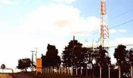 Itambaracá - Torre de Telefonia-Foto:CARLOS CRISTIANO DE …