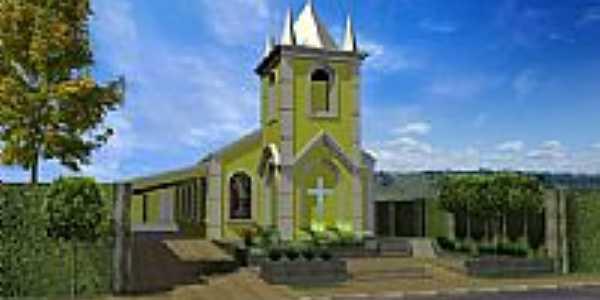 Capela de São Domingos-Foto:Elielson Portes