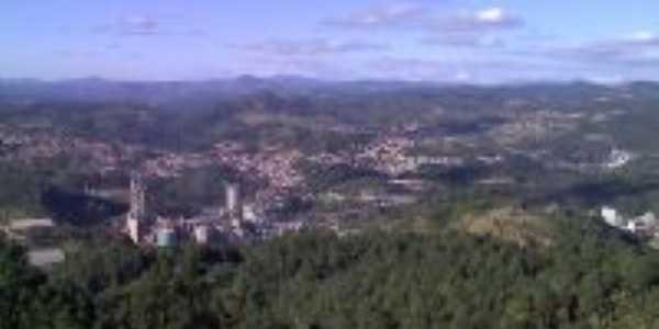 cidade de itaperuçu, Por valter viera