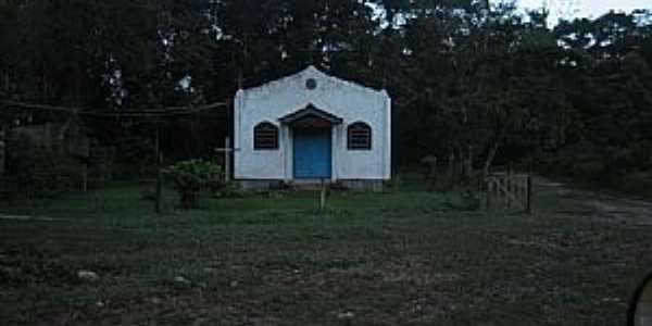 Itaqui-PR-Igrejinha em Itaqui-Foto:ws.moura@terra.com.br