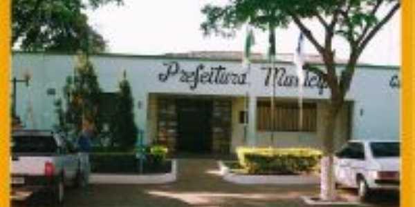 prefeitura da cidade, Por Vilson Miranda