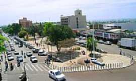 Ivaiporã - Praça Manoel Teodoro da Rocha foto por ruysegundo