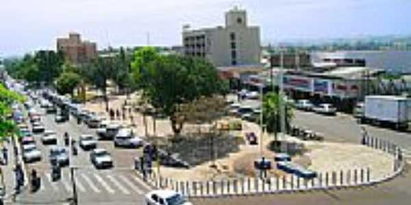 Praça Manoel Teodoro da Rocha foto por ruysegundo
