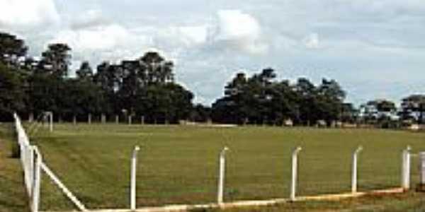 Campo de futebol-Foto:Ivo Razaboni