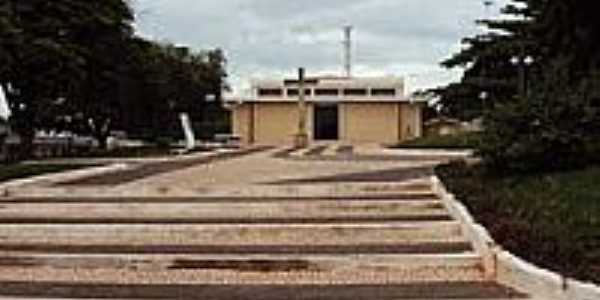 Igreja-Foto:Ivo Razaboni