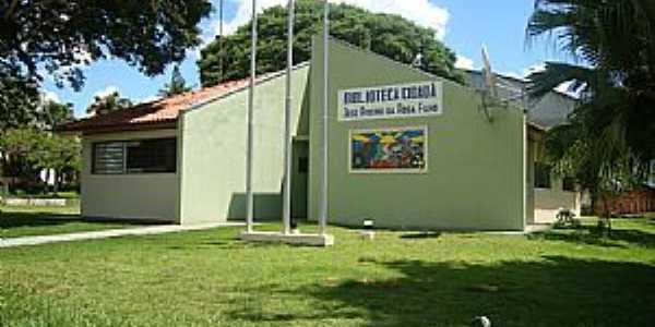 Jaboti-PR-Biblioteca Cidadã-Foto:Guilherme A.