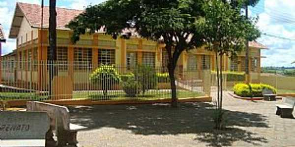 Jaboti-PR-Colégio Estadual Júlia Wanderley-Foto:Guilherme A.