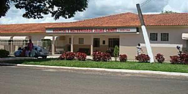 Jaboti-PR-Hospital e Maternidade-Foto:Guilherme A.
