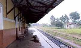 Jacarezinho - Antiga Estação Foto Douglas Razzaboni
