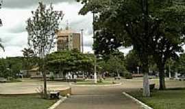 Jaguapitã - Praça da cidade foto por JBSantos