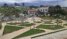 Jaguariaíva - Praça Central - Foto Harisson Luiz