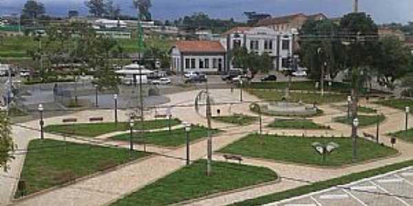 Praça Central - Foto Harisson Luiz