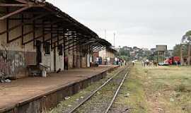 Jandaia do Sul - Jandaia do Sul-PR-Estação Ferroviária-Foto:José Carlos Farina