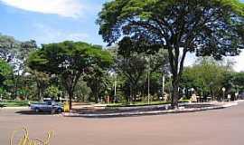 Jandaia do Sul - Jandaia do Sul-PR-Praça do Café-Foto:pierin