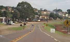 Jandaia do Sul - Jandaia do Sul-PR-Rodovia BR-376 na entrada da cidade-Foto:itamauro1969