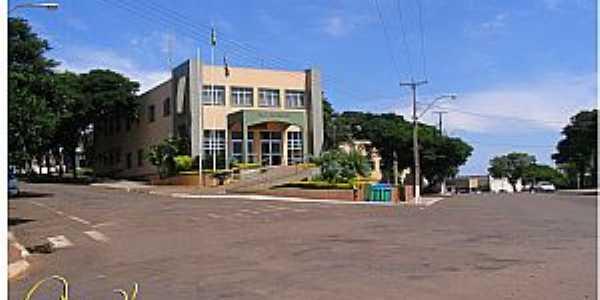 Jandaia do Sul-PR-Prefeitura Municipal-Foto:pierin