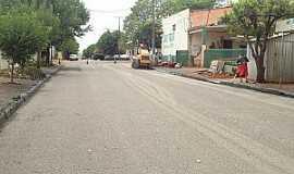 Janiópolis - Janiópolis-PR-Rua no centro da cidade-Foto:Assessoria Imprensa Janiópolis