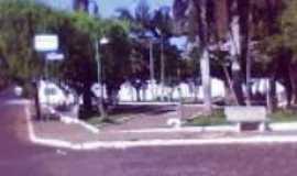 Japira - Praça central, Por Diego Lopes Macedo