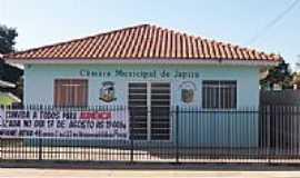 Japira - Câmara Municipal de Japira-Foto:Aparecido Ferraz