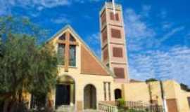 Jataizinho - Igreja Matriz de Jataizinho-PR, Por Acir Mandello