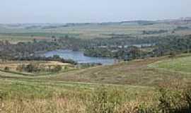Jataizinho - Vista do Rio Tibagi em Jataizinho-Foto:Lorrayne