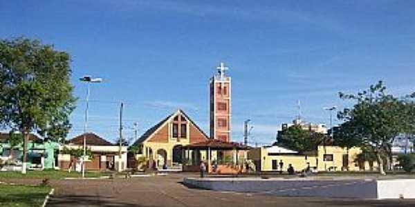 Imagens da cidade de Jataizinho - PR