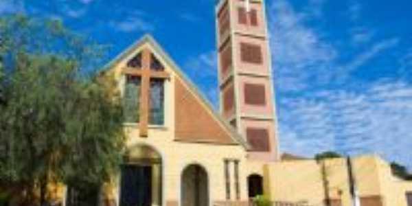 Igreja Matriz de Jataizinho-PR, Por Acir Mandello