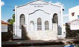 Ibiassuc� - Igreja da Congrega��o Crist� de Ibiassuce-Foto:Congrega��o Crist�.NET