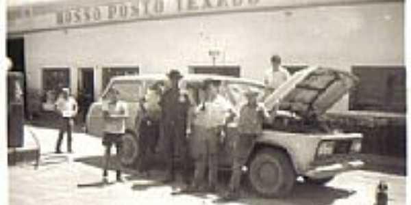 Imagem Histórica de Joaquim Távora-Foto:Colaboração de André Inocêncio Simões
