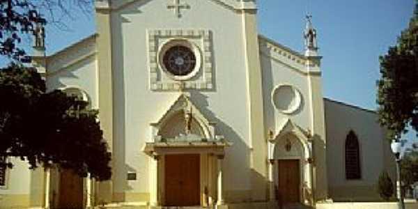 Jundiaí do Sul-PR-Igreja de São Francisco-Foto:bruno hb
