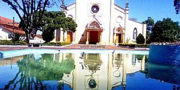 Jundiaí do Sul-PR-Igreja de São Francisco-Foto:Celio2009