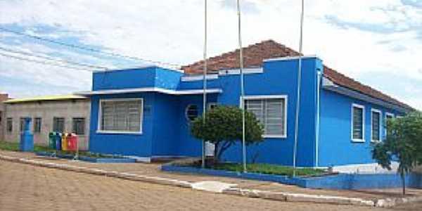 Jundiaí do Sul-PR-Prefeitura e Câmara Municipal-Foto:Nestor José Dias Filho