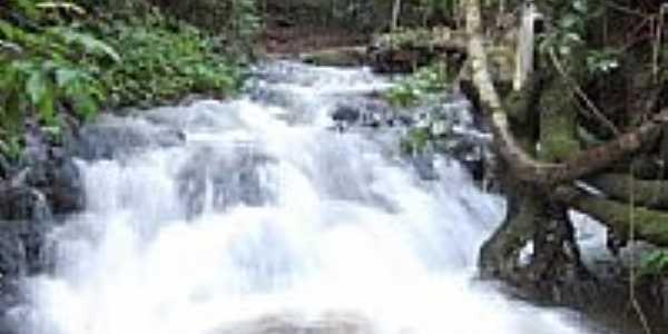 Cachoeira em Jussara-Foto:andrekimura