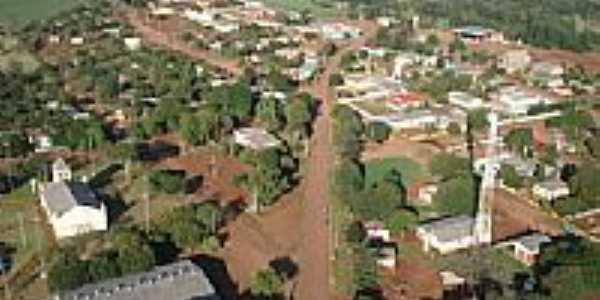 Vista aérea de Juvinópolis-Foto:Victor Carvalho