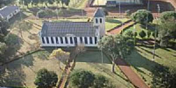 Vista da Igreja-Foto:Victor Carvalho