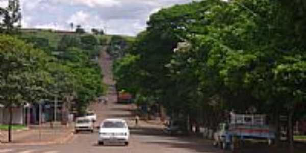Avenida em Kaloré-Foto:tonhovic
