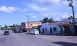 Ibicaraí - Ibicaraí-BA-Rodovia BR-415 atravessando a cidade-Foto:Dimas Justo