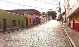 Ibicaraí - Ibicaraí-BA-Rua da cidade-Foto:Fernando dos Santos