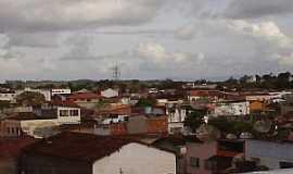Ibicaraí - Ibicaraí-BA-Vista da cidade-Foto:Fernando dos Santos