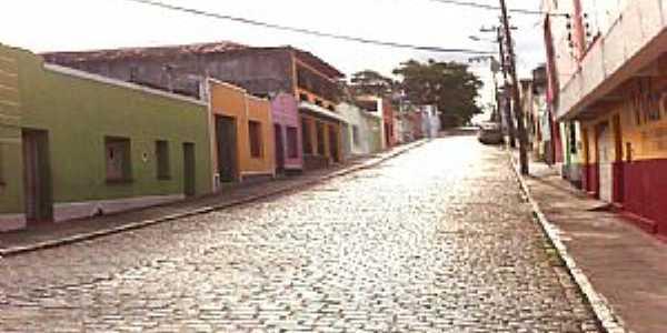 Ibicaraí-BA-Rua da cidade-Foto:Fernando dos Santos