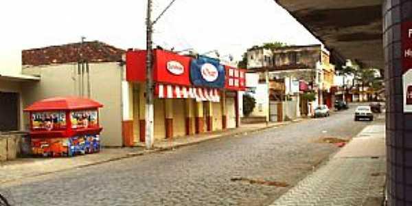 Ibicaraí-BA-Rua do Comércio-Foto:Fernando dos Santos