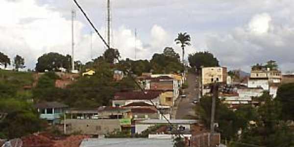 Ibicaraí-BA-Vista parcial da cidade-Foto:Fernando dos Santos