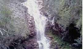 Ibicoara - Cachoeira do Licuri em Ibicoara-Foto:Jo�o Alves da Silva